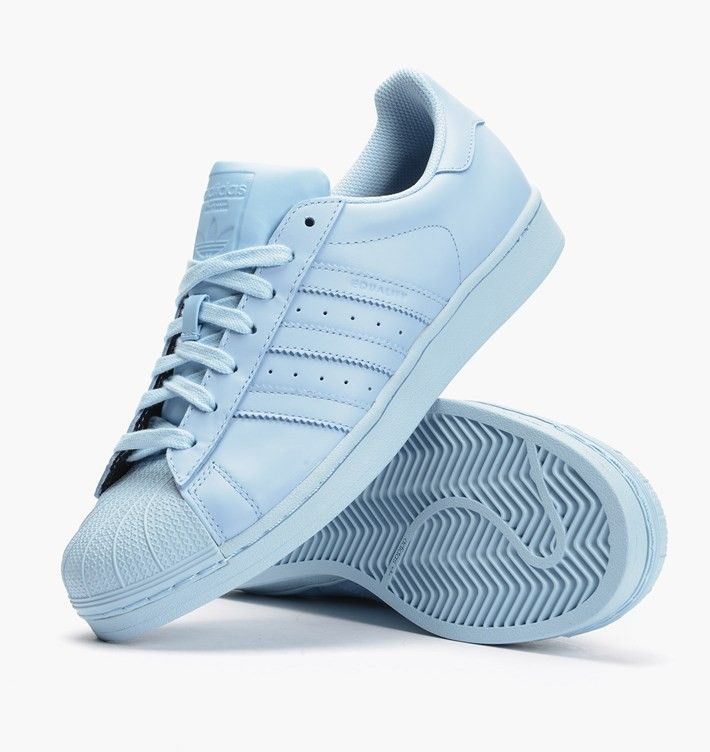 baskets adidas superstar bleu