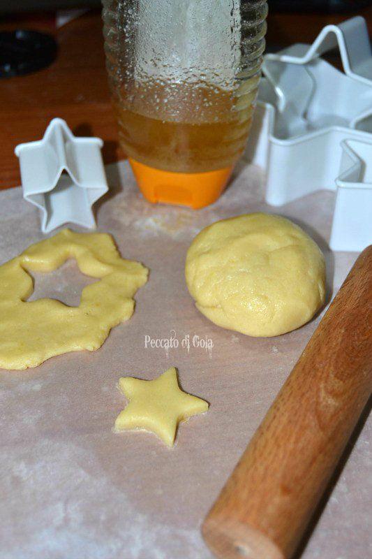 Pasta frolla al miele, ricetta di base