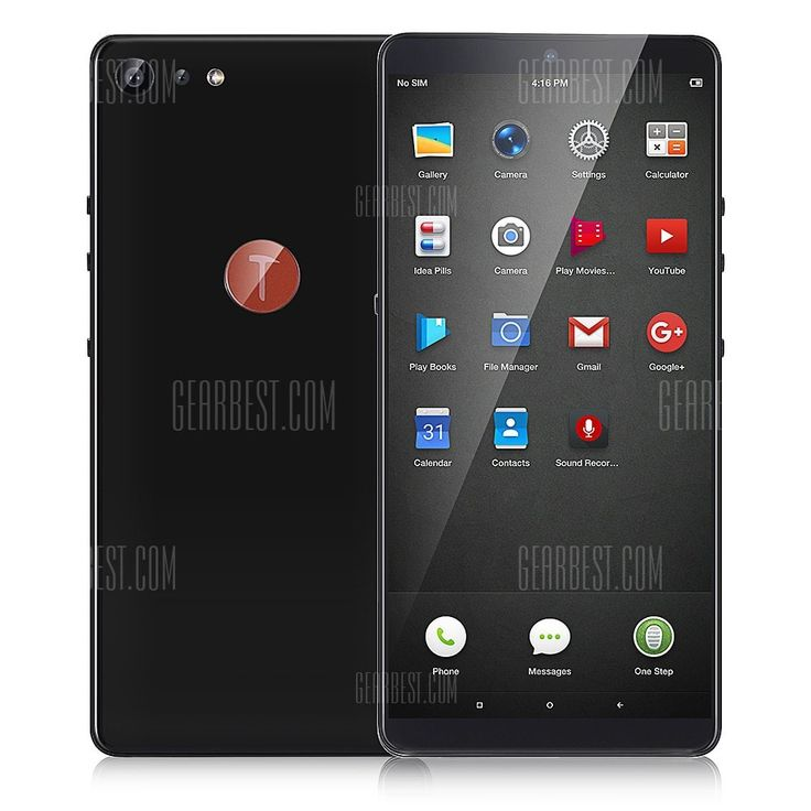 🏷️🐼 Smartisan Nut Pro 2 6+64 - 298.43€    Tip: Unlocked for Worldwide use. Please ensure local area network is compatible. click here for Network Frequency of your country. Please check with your carrier/provider before purchasing this item. The ROM on this Phone supports OTA and is multi language. Description: Smartisan Nut Pro 2 as a...  #BonsPlans, #Deals, #Discount, #Gearbest, #Promotions, #Réduc, #Smartisan
