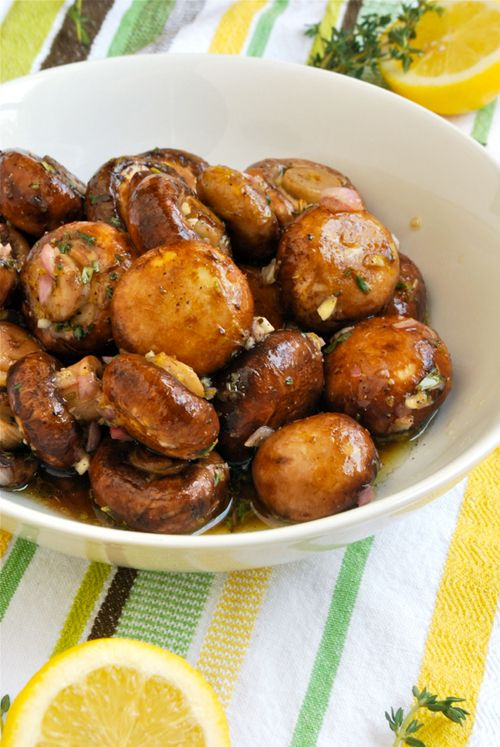 1000+ ideas about Marinated Mushrooms on Pinterest | Mushrooms Recipes ...