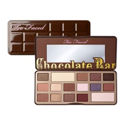 AKTION-Too-Faced-CHOCOLATE-BAR-Eyeshadow-Palette-NEU-amp-OVP
