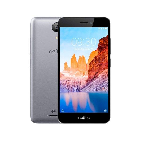 Tp Link Neffos C7a Gris Movil 4g Dual Sim 5 Ips Hd 4core 16gb