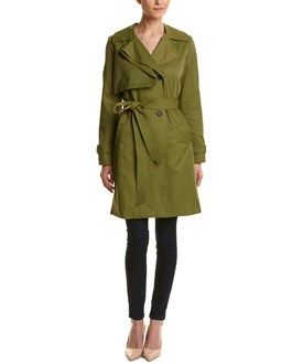 7 for All Mankind 7 For All Mankind Belted Trench Coat