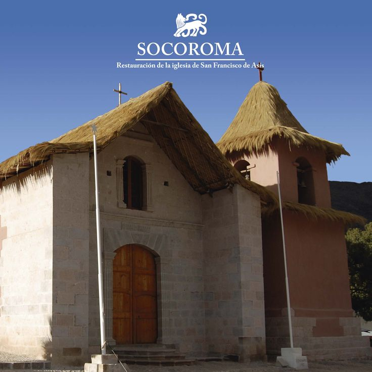 Portada Libro sobre la Restauración de la Iglesia de Socoroma Año: 2014
