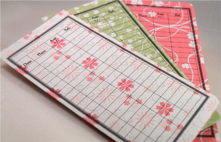 9 PRETTY ENVELOPE BUDGETING SYSTEMS FROM ETSY