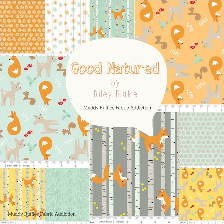 GOOD NATURED by Riley Blake  $13.00 per Metre!  http://muddyruffles.com.au/category_233/-Good-Natured-by-Riley-Blake--SALE--13.00.htm