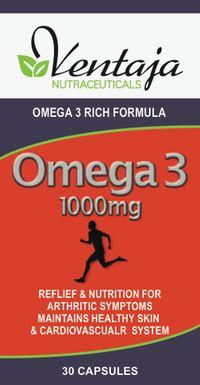 Ventaja Nutraceuticals OMEGA 3 1000mg