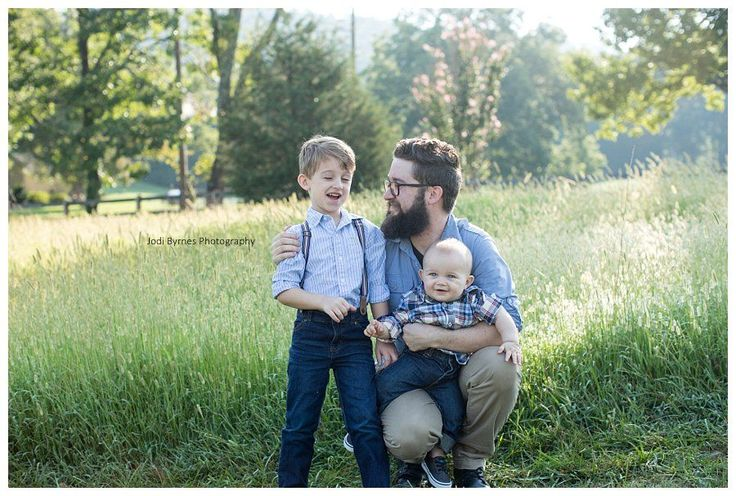 father son portraits, field, country portraits, family photography