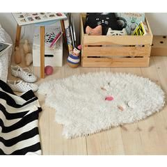 Floor Blanket / Play Mat .  Flat Fuzzie - Spookie