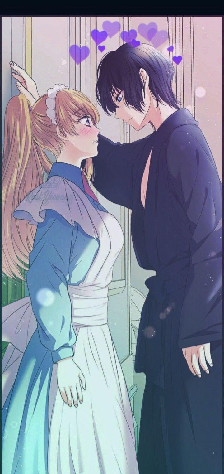 I Became a Dukes Maid di 2020 Gambar karakter, Manga