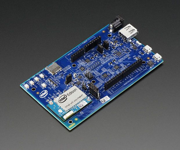 An Absolute Beginners Guide To The Intel Edison (nanoPC for the internet of things)
