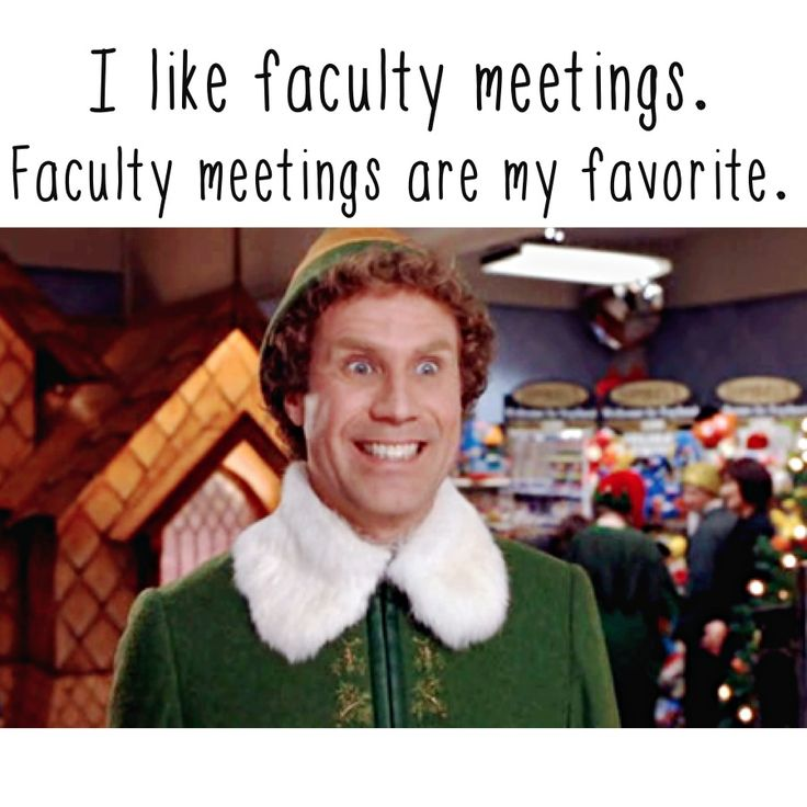 Use your time wisely during faculty meetings with comic relief.  It's the best stress reducing coping mechanism available!