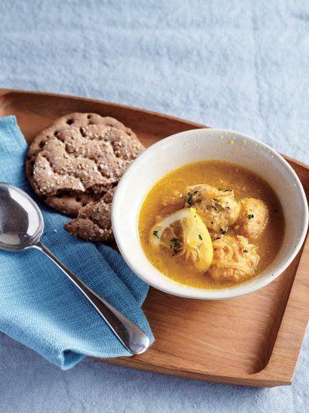 Recipe : ミートボールのレモンシチュー/レモンとオレンジジュースで、おなじみの味がドラマティックに変身! #Recipe #レシピ