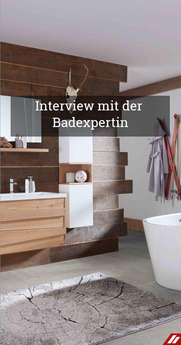 Unsere Badexpertin Martina Sander Im Interview Erfahrt Alles Uber Aktuelle Trends Und Entwicklungen Zum Thema Badezimm Badezimmer Badezimmer Einrichtung Baden