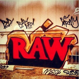Raw Rolling Papers Graffiti Raw Papers Pinterest