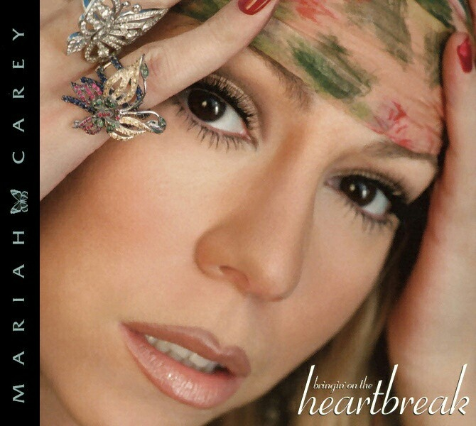 mariah carey bringin' on the heartbreak single