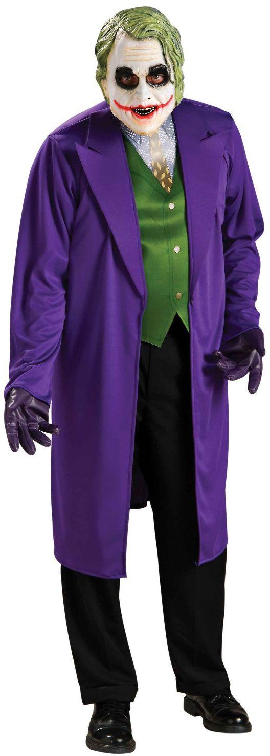 DC Dark Knight Joker Kostüm Lizenzware bunt , günstige Faschings  Kostüme bei Karneval Megastore, der größte Karneval und Faschings Kostüm- und Partyartikel Online Shop Europas!
