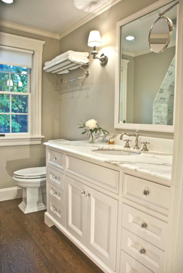 53 Most Fabulous Traditional Style Bathroom Designs Ever Bathroom Bathroomideas Bathroomdecor Simple Bathroom Remodel Cheap Bathroom Remodel Revere Pewter