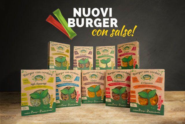 Nuovi burger 100% veetali con salse fatte da noi! #riverfrut #cottintavola #homemade #salse #burger #vegetali #verdure #vegetables
