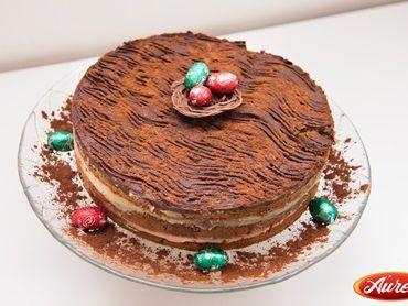 Torta Napolitana - Páscoa Áurea Alimentos