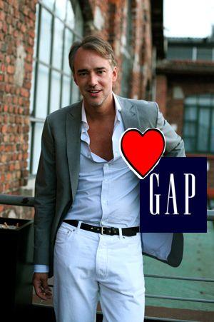 Майкл Бастиан создавал коллекции для Gap