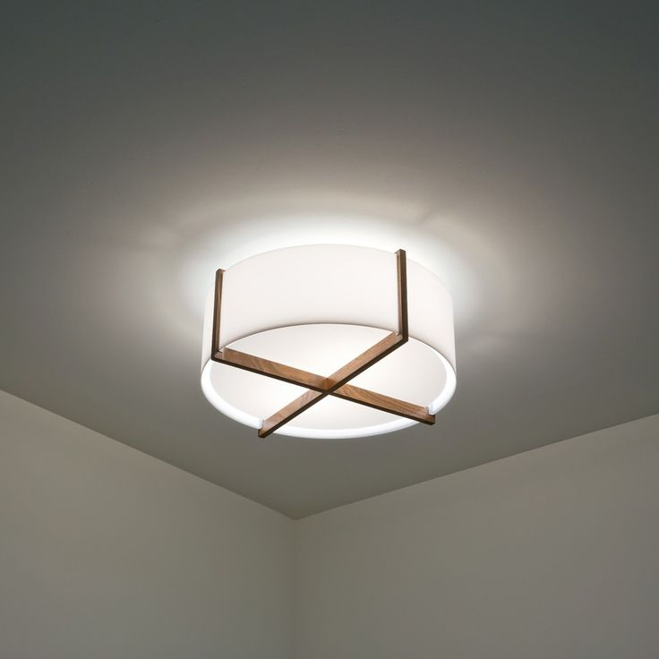 Modern with a mid-century feel, the Plura Flush Mount Ceiling Light is simple. http://www.ylighting.com/blog/7-modern-ceiling-lights/