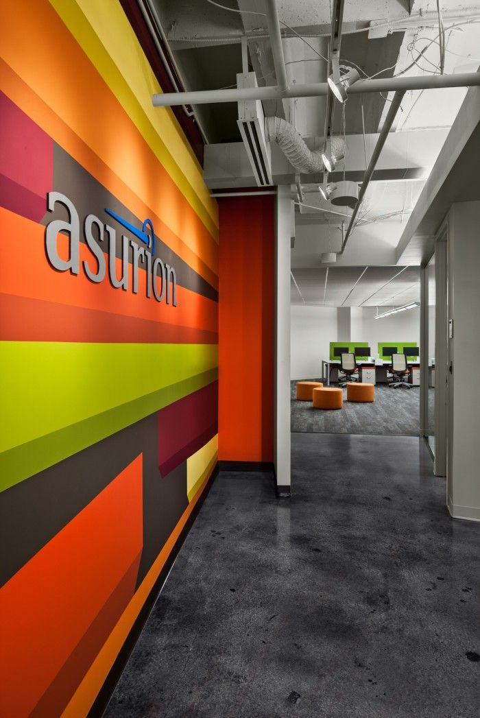 Asurions Atlanta Software Development Offices