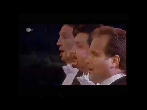 André Rieu & The Platin Tenors: Ach, ich hab' in meinem Herzen