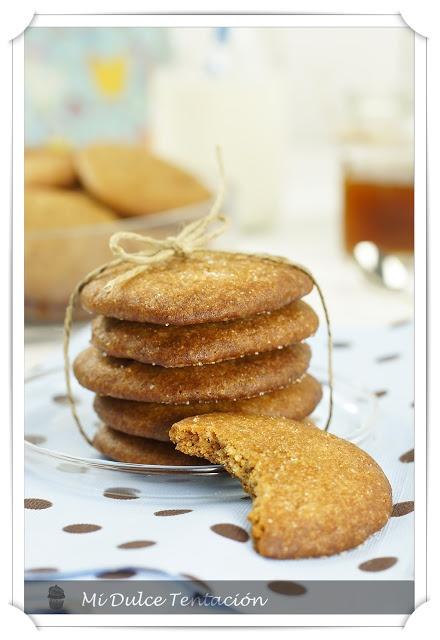 Galletas de miel: Mis Dulce, Galleta Miele, Miele, My Sweet, Sweet Temptation, Crackers, Sweet Recipes, Miele Con