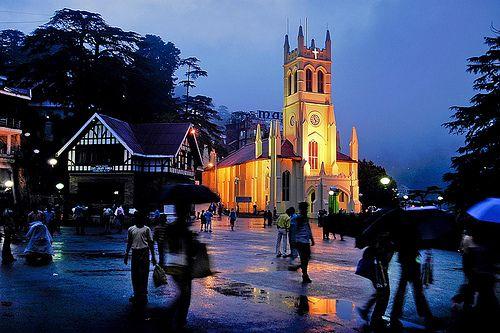 Christ Church- Shimla