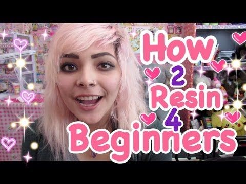 May 9 | How to Resin for Beginners - YouTube