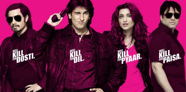 First Look & Theatrical Trailer: 'Kill Dil' — BollyBrit