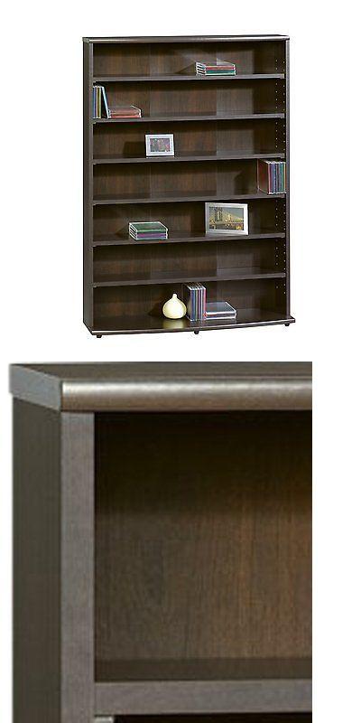 CD and Video Racks 22653: Multimedia Storage Cd Organizer Dvd Tower Rack Cabinet Movie Shelf Stand Media -> BUY IT NOW ONLY: $55.29 on eBay!