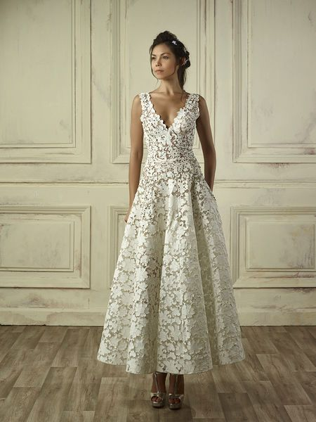 Gemy Maalouf's Wedding Gowns 2018: Haute Couture For Your Big Day Image: 3