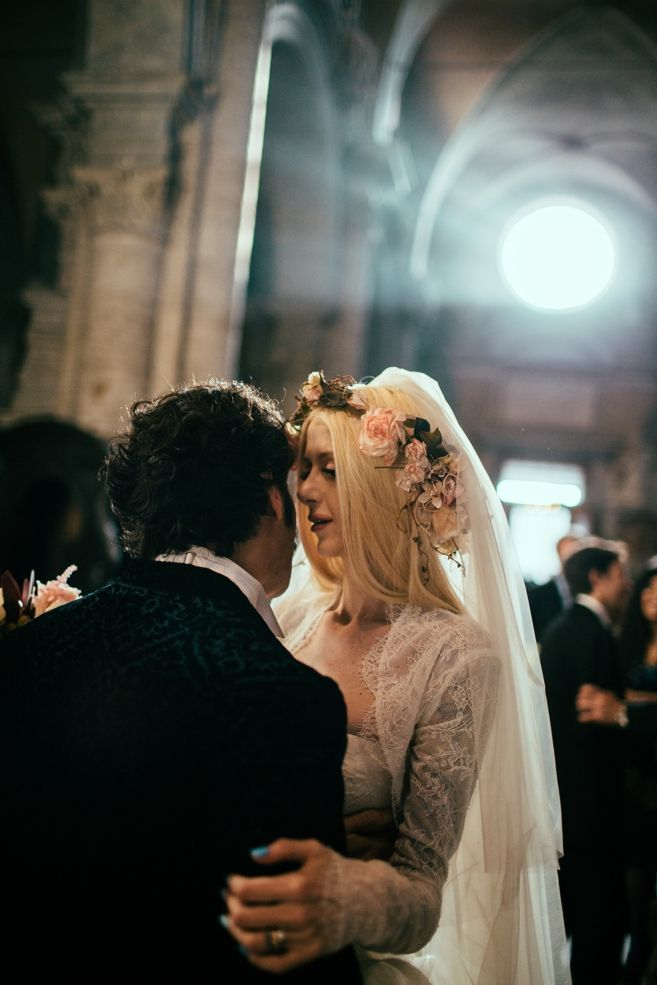 Wedding in love <3 church. ph.maisonpestea.com theweddingcircus.com