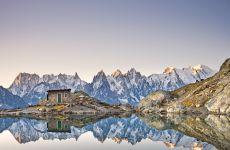 Lac Blanc, Rhone-Alpes, Chamonix, France