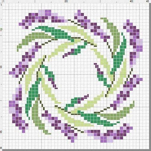 murzilka1019 — «Lavendel-Biscornu1.jpg» на Яндекс.Фотках