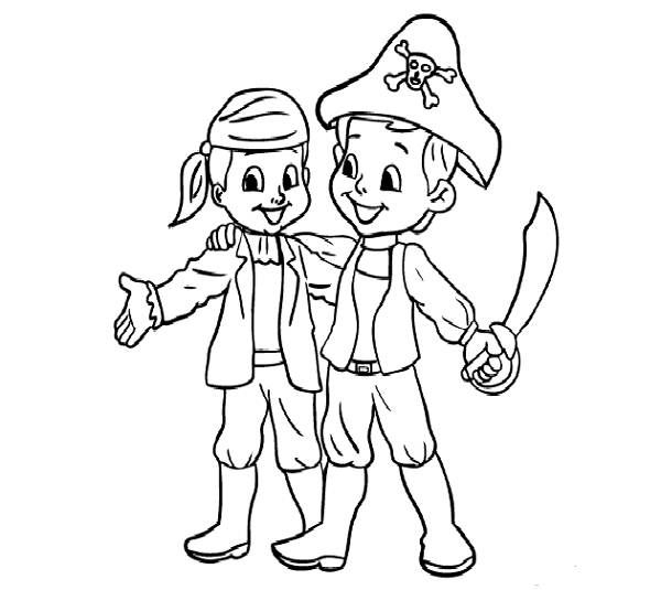 30 best Pirate Coloring Pages images on Pinterest | Peter pan ...