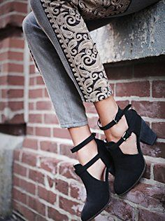 Faryl Robin + Free People Scout + Dixie Ankle Boot