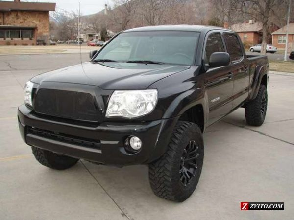 2007 Black Toyota Tacoma For Sale in Provo UT 84606 - Provo - Other Vehicles - 2007 tacoma for sale