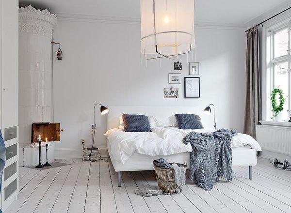 Dormitor stil vintage