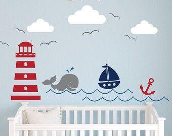 Elefant weht Kinderzimmer Wandtattoo Baby Raumdekoration