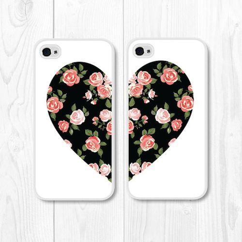 Matching heart iPhone cases - My Fash Avenue @Jenny Elliott