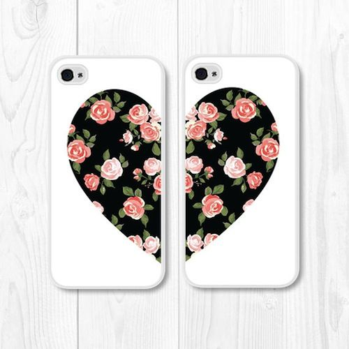 Matching heart iPhone cases - My Fash Avenue
