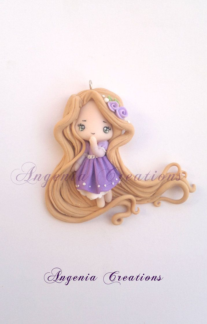 Rapunzel by AngeniaC on deviantART