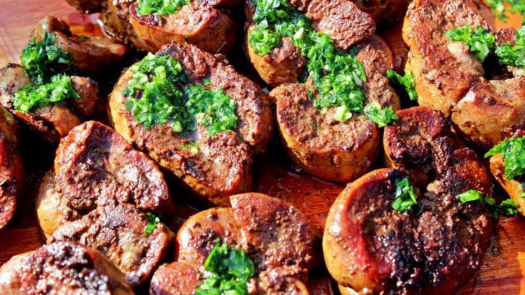 m s de 1000 im genes sobre asado parrillada en pinterest On como cocinar rinones