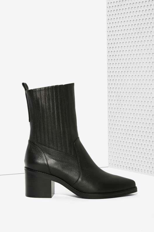 Jeffrey Campbell Lerner Leather Boot