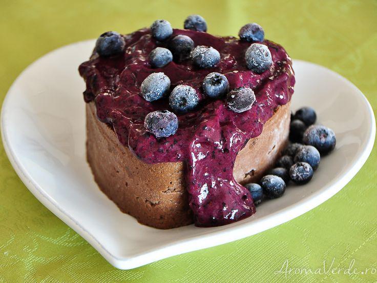 Prăjitură raw vegană fără nuci sau alune