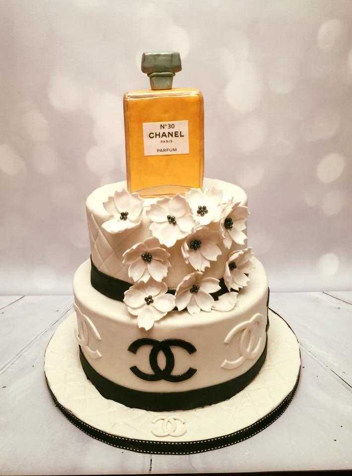 Chanel Cake Birthday And Celebration Cakes Chanel Cake