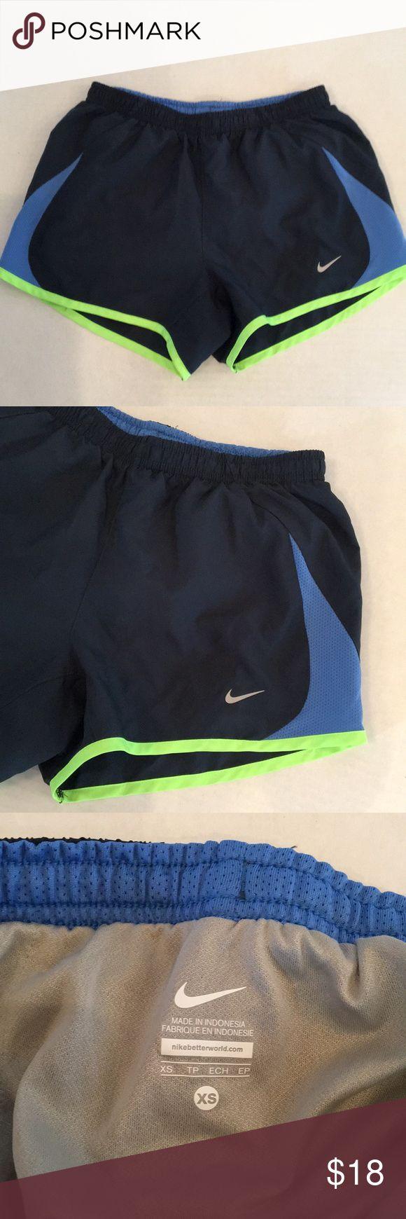 Nike Tempo Shorts Like new! Nike Tempo Shorts. Inner liner with drawstring. Size extra small. Nike Shorts